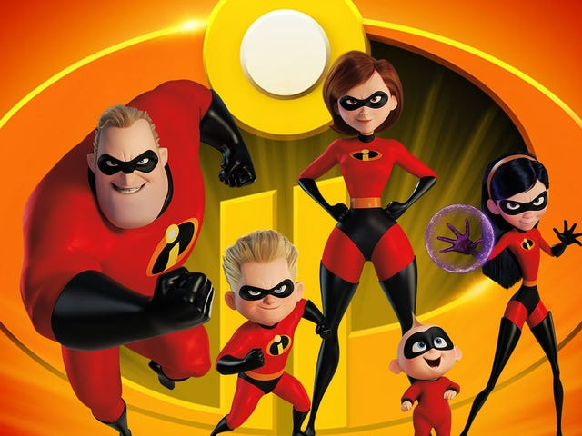 What <i>Incredibles 2 </i>does Better than Other Super Hero Movies
