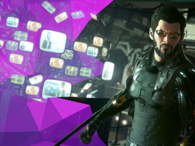 Forget Deus Ex: We are already cyborgs.