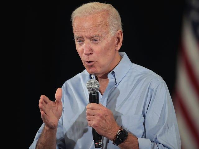 """Joe Biden affirme que son vieux ségrégationniste ne l'a jamais appelé """"garçon"""""""