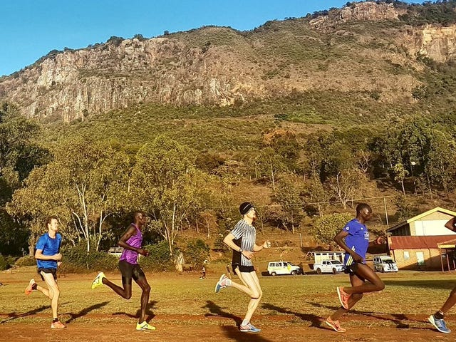 A Decade In Kenya Turned Two Teens From New Zealand Into World-Class Runners