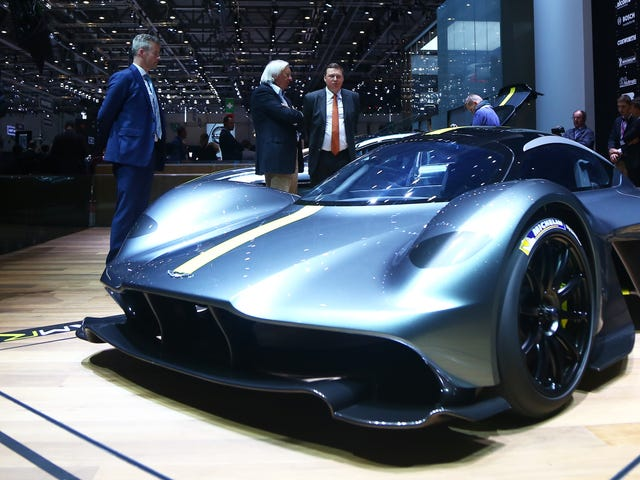 The Geneva Motor Show Is The Best Motor Show