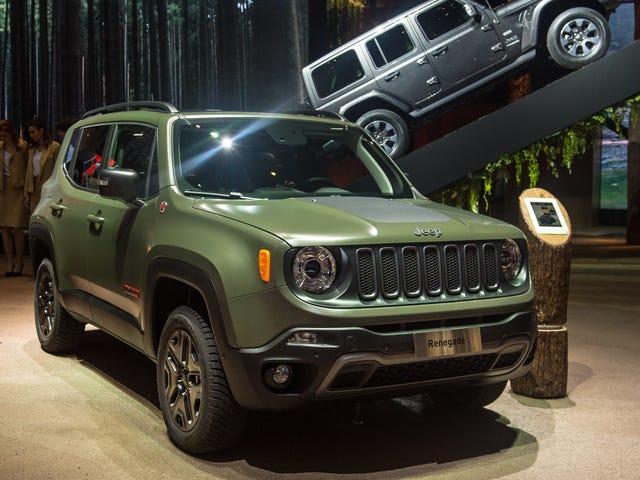 Jeep กำลังวางแผนคู่แข่ง Suzuki Jimny ที่มีขนาดกะทัดรัดเป็นพิเศษในปี 2022: รายงาน