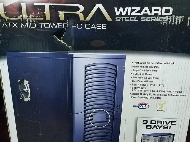 Remember those early-mid 2000s gaming cases?