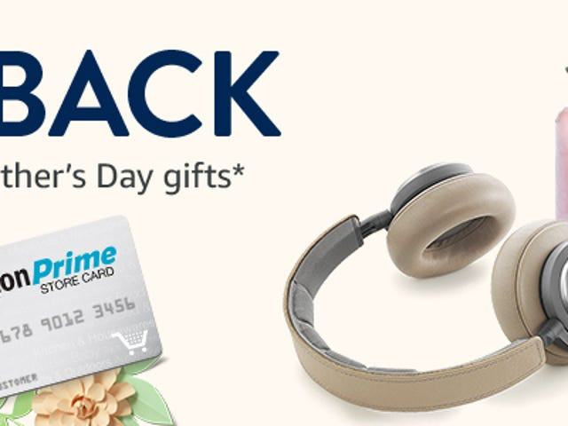 Save 15% on Select Mother's Day Gifts With Your Prime Store Card