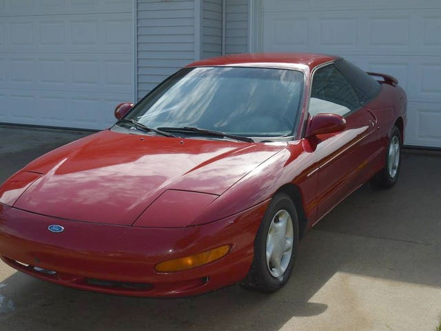 For $600, Could This 1994 Ford Probe Be Your Lockless Monster?