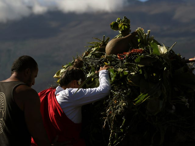 Das 30-Meter-Teleskop von Mauna Kea ist die jüngste Front im neuen Kampf um die Souveränität der Ureinwohner
