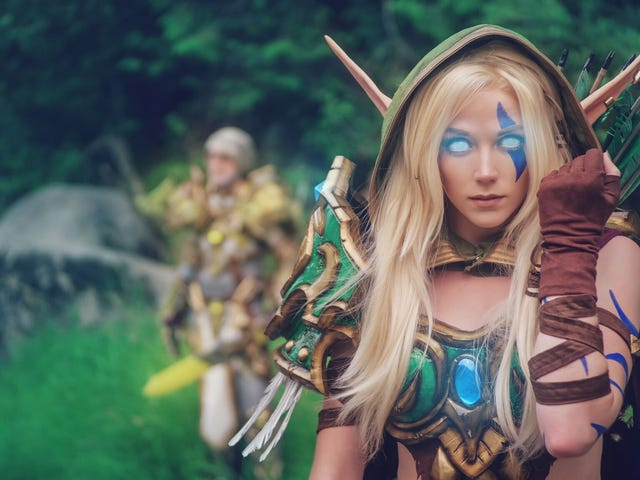 Here's What Professional World of Warcraft Cosplay Looks Like