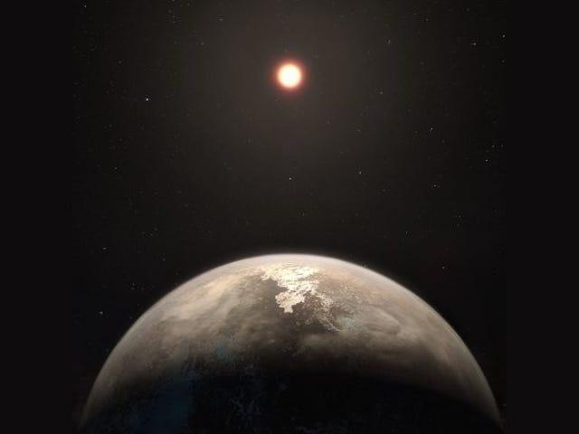 Descubren un nuevo exoplaneta that no solo podría albergar life, además se está acercando a la Tierra