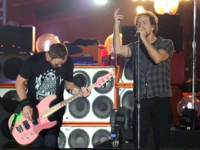 Pearl Jam announces 2016 North American tour dates