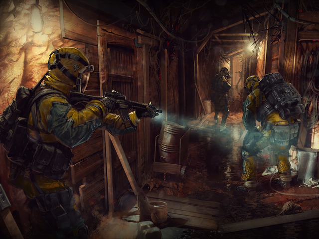 Rainbow Six: Siege's New Zombie Update Is So Good, Players Are Coming Back In Droves
