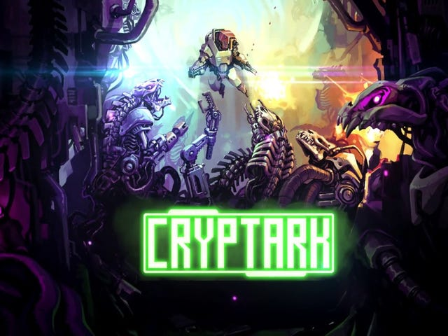 You Should Definitely Add Cryptark To Your Steam Library For $5