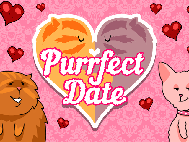 Cat Dating Sim Purrfect Date Is Not What I Expected