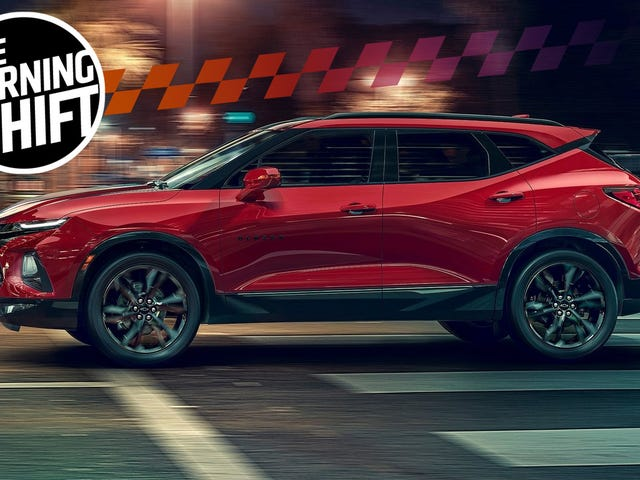 The New Chevrolet Blazer May Ignite A Tweetstorm When President Trump Realizes It's Built In Mexico
