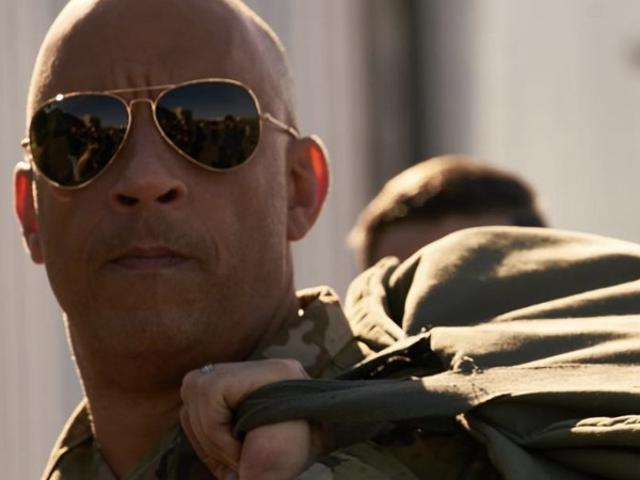 Aquí está tu primer vistazo a Vin Diesel como Valiant's Bloodshot, quien convenientemente se parece mucho a Vin Diesel