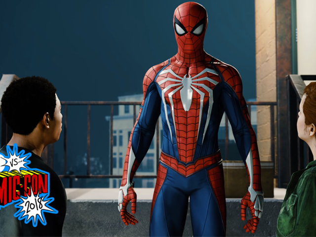 Peter Parker Meets New Friends and New Foes in the New Spider-Man Video Game Trailer