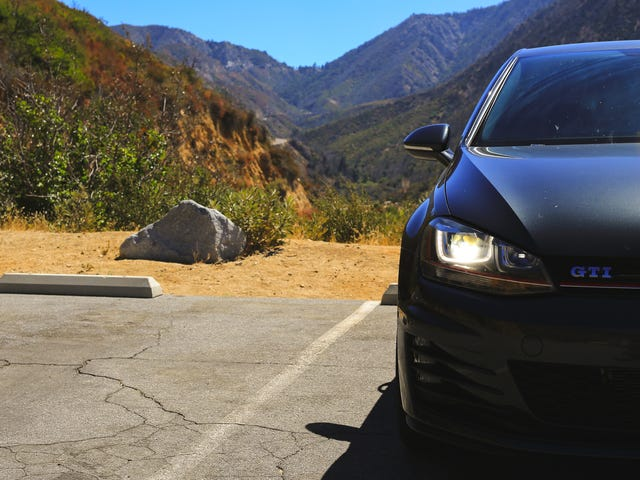 Review: 2015 Mark 7 GTI 6-Speed - Comfy Canyon Carver
