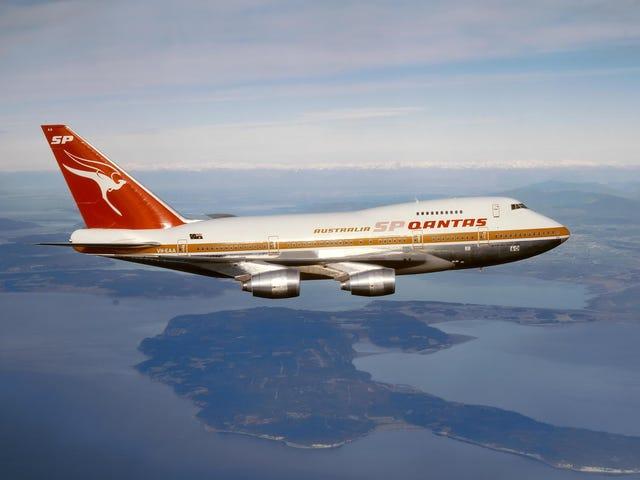 Qantas... Only Qantas