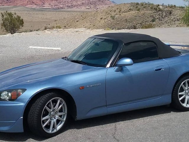 At $18,250, Would You Toy With Buying This 2004 Honda S2000?