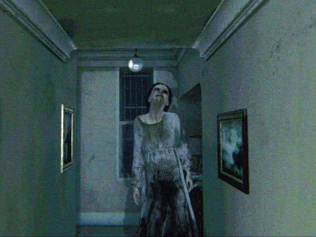 Det läskigaste i PT följde dig hela tiden