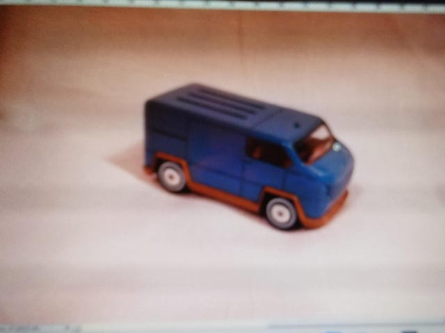 MBX Hiace Prototype Coming