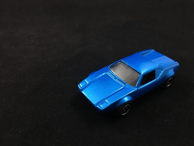 LaLD Car Week 1970: De Tomaso Pantera GTS
