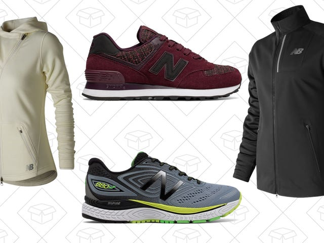 You Probably Need New Workout Gear, And New Balance Has Some For 15% Off