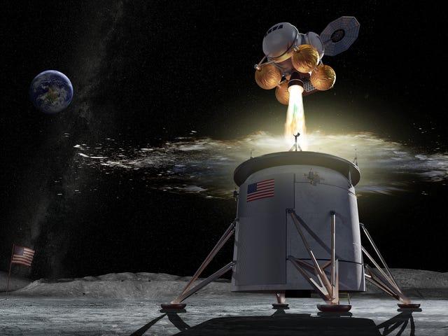 Các nhà khoa học đã lên kế hoạch mới cho Quốc hội về NASA