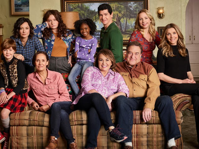 Can Roseanne be fixed?