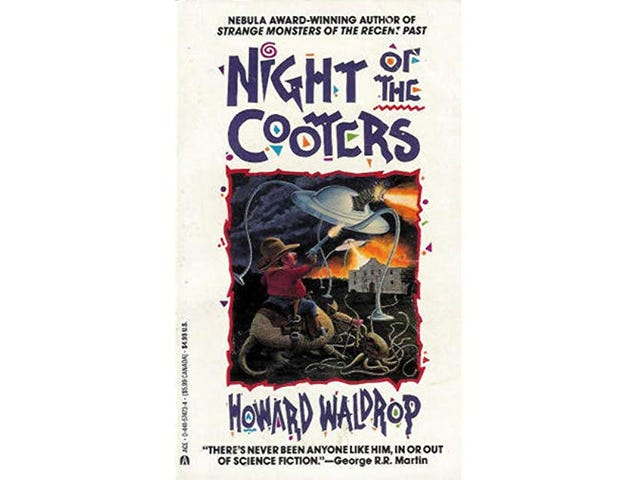 Night of the Cooters - Howard Waldrop