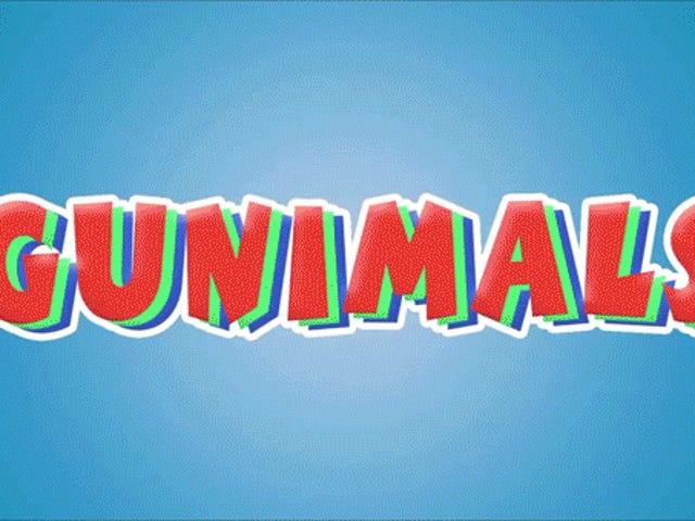 Gunimals ...