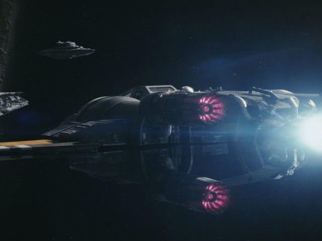 Star Wars: The Last Jedi Will Screen in Space