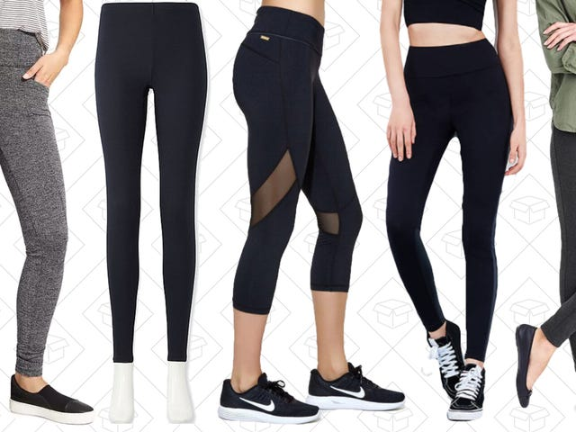Leggings That Are Just Really Good Pants
