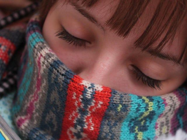 Langkau Med-Over-Counter Meds untuk Colds Kids Anda