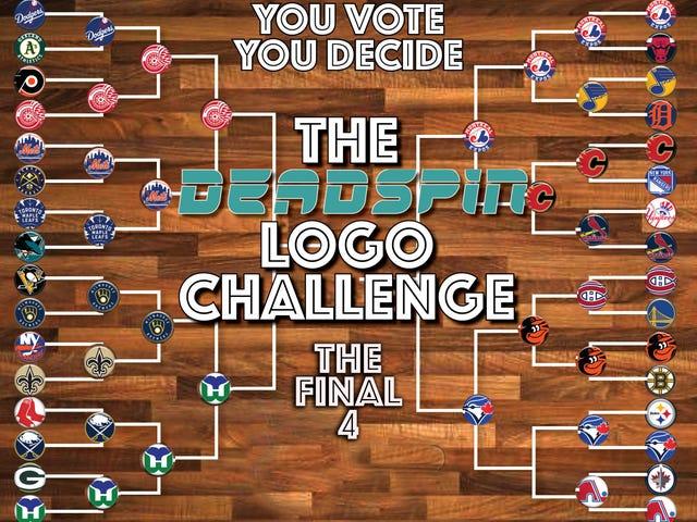 Kami Memiliki Final 4 Anda! ... Dari Logo Olahraga Yaitu