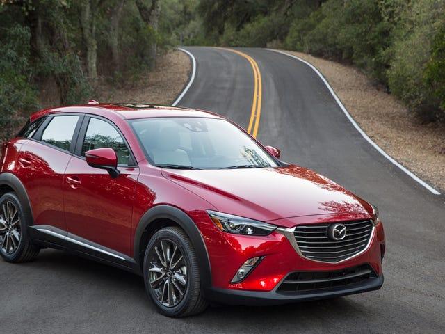 Mazda CX-3: Den ultimata köparens guide