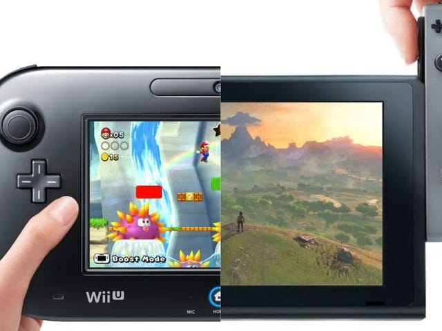 TAY Theme Week: My Month with the Switch, a.k.a. Wii U 2.0