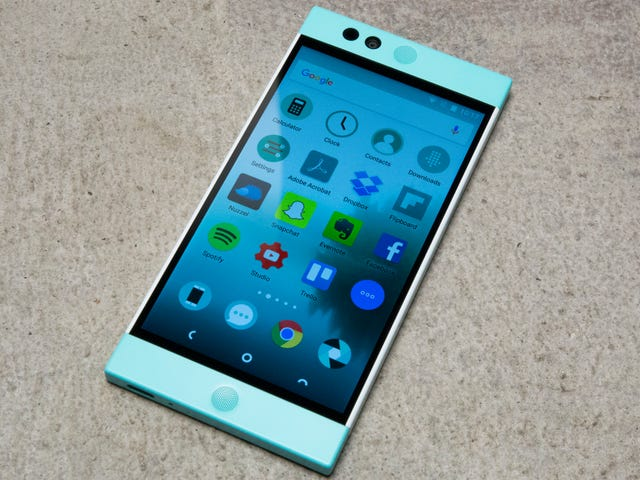 The Cloud-Enhanced Nextbit Robin Smartphone Is Down To $118, Today Only