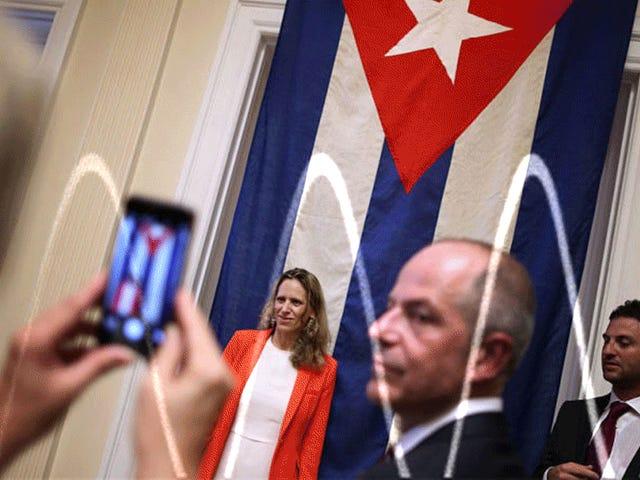 """在古巴出现脑损伤""""声波武器""""的案例只会变得更陌生,更加诡异"""