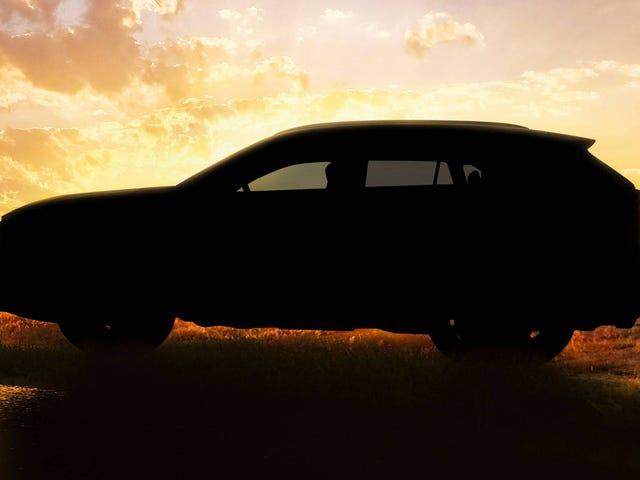 Does The 2019 Toyota RAV4 Really Need A Fucking 'Teaser'?