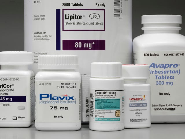 The FDA's New App Lets You Look Up Any Drug, Except the Fun Ones