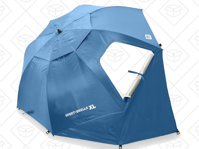 Get Ready For Beach Season With a Great Deal on the Sport-Brella XL