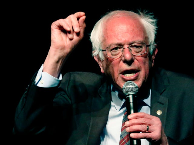 Why Is Amazon Scared of Bernie Sanders?