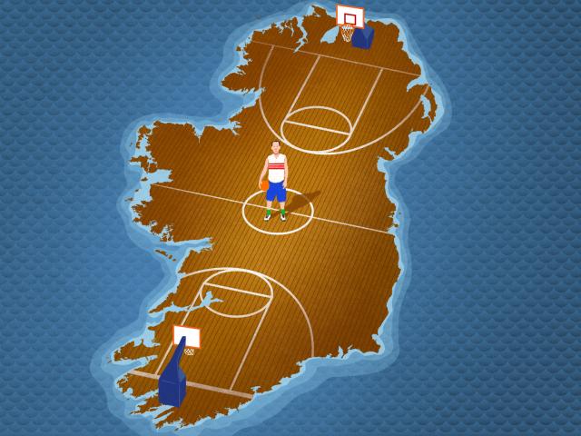 El estadounidense que tuvo el amor de básquetbol en Irlanda por poco tiempo está buscando el final de un libro de cuentos