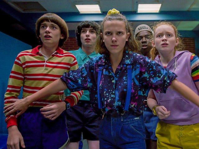 Το Netflix επιβεβαιώνει ότι το Stranger Things θα έχει τέταρτη σεζόν και θα ταξιδέψει πέρα από τον Hawkins