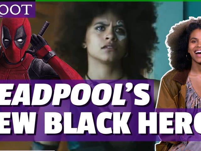 Zazie Beetz är det enda som gäller i <i>Deadpool 2</i>