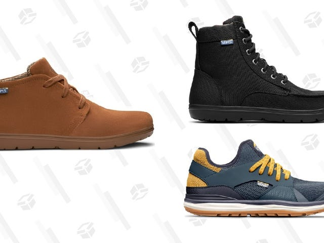 Your Next Adventure Is Calling With 25% off Lems Shoes at Huckberry