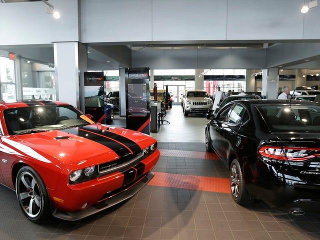 Чотири правила для купівлі автомобіля на Чорній п'ятниці