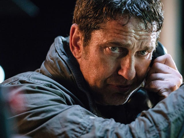 Only in a franchise this bad could Angel Has Fallen look like an improvement