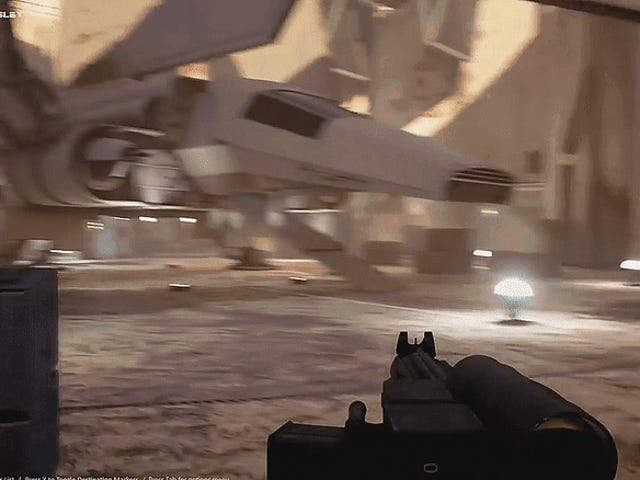 Un fan crea una demo jugable del mítico <i>Star Wars: Dark Forces</i> con Unreal Engine 4