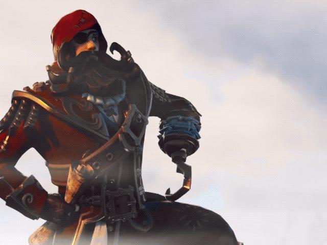 Piratas y volcanes: estas son las novedades de la nueva temporada de Fortnite